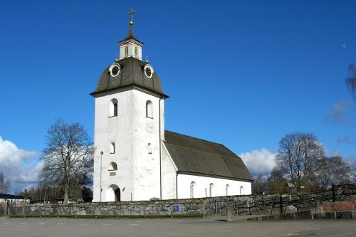 Söraby kyrka år 2008