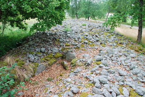 Bronsåldersröset Långarör
