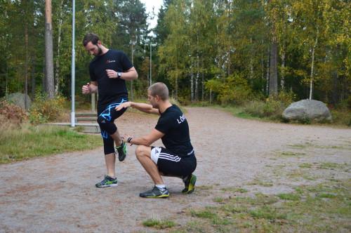 Your Success Växjö hjälper dig med löptekniken