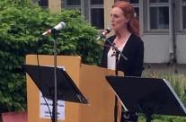 Konferencier Sofie Sköld