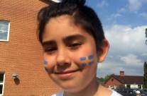 Svenska flaggan – en självklarhet en dag som denna
